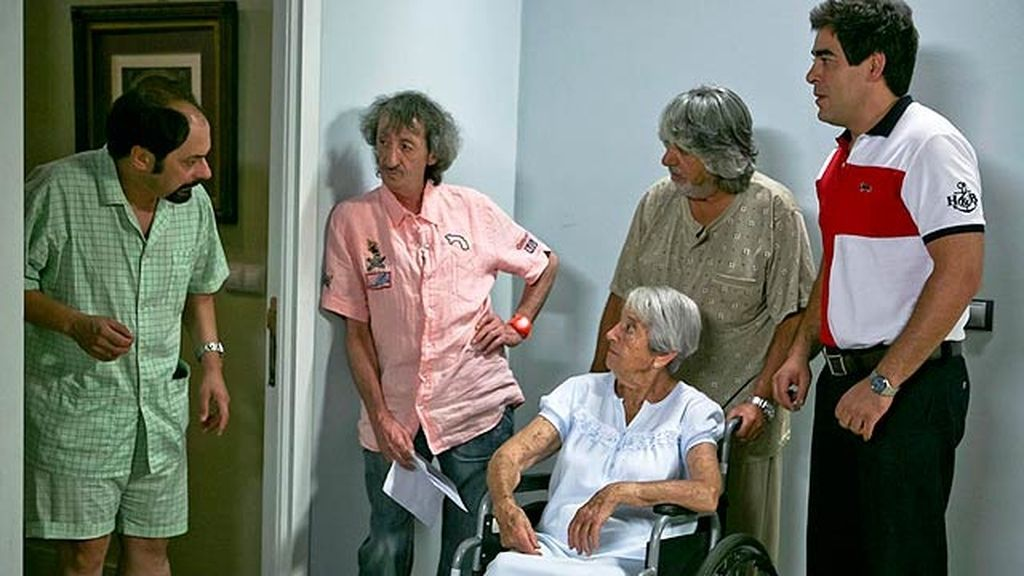 Asunción Balaguer da vida a una anciana demente que se hará pasar por la madre biológica de Antonio Recio