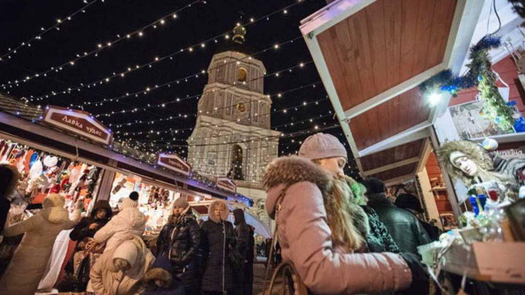 Navidad en Ucrania