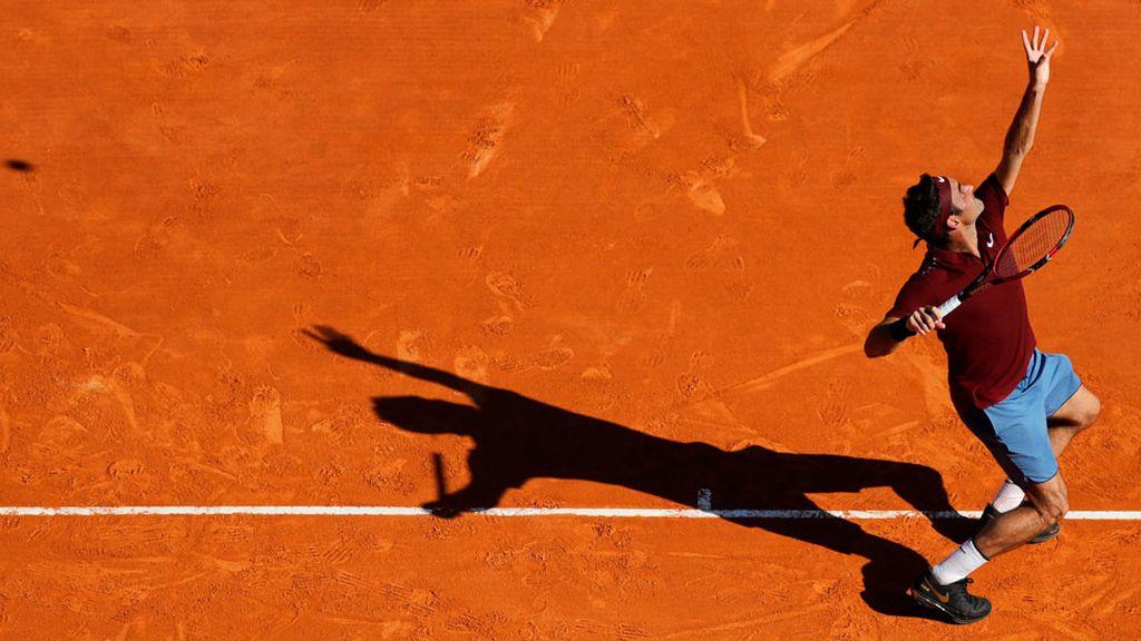 Federer volvió y ganó 10 semanas después de su último partido (12/04/2016)