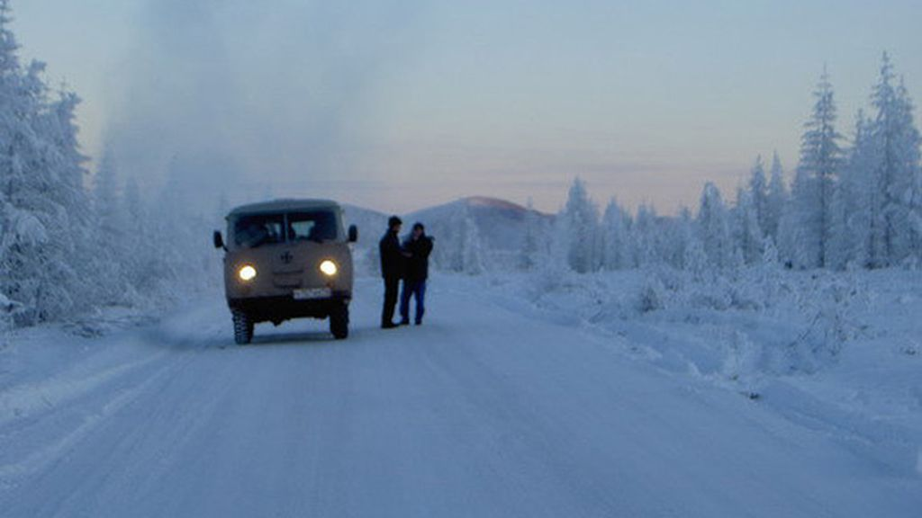 Autopista Kolyma (Siberia)