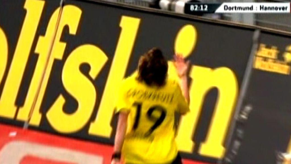 Lama elige el gol de Grobkreutz