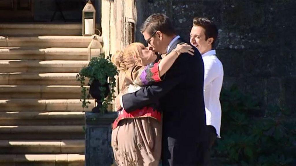 Las madres se visten de gala en una tarde mágica