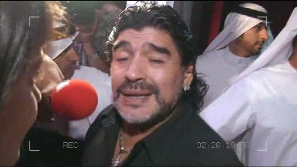 Maradona: Kun seguirá en Madrid