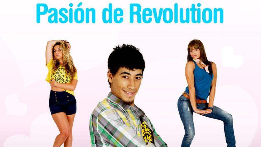 Pasión de Revolution: Black, Mari y Mimi