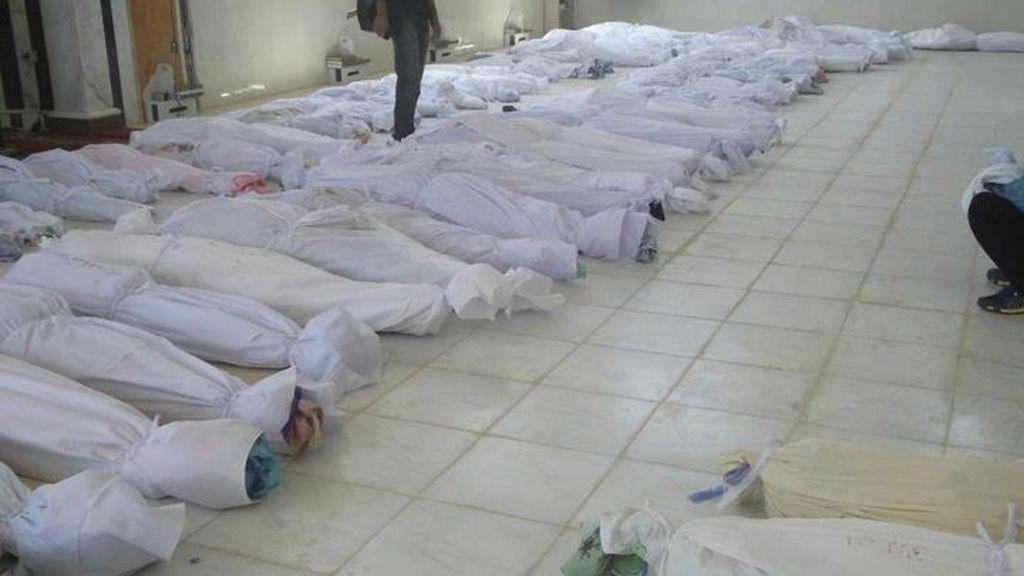 Masacre en la ciudad siria de Hula