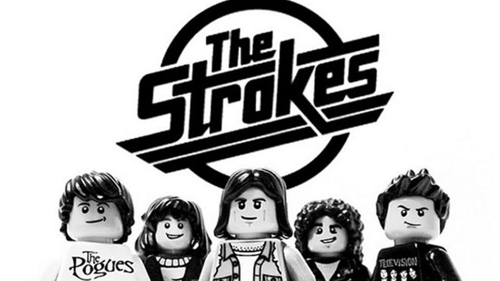Lego The Strokers