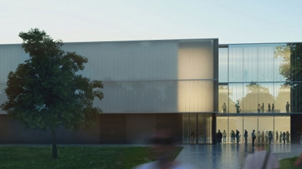 El nuevo edificio de las Artes