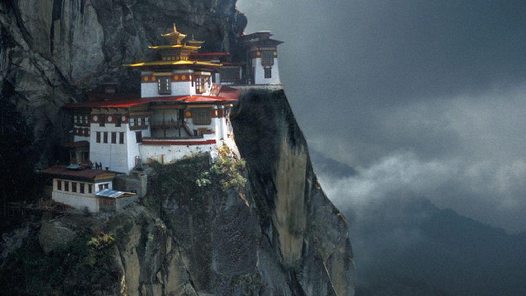 Monasterio de Tiger Nest, Buthan