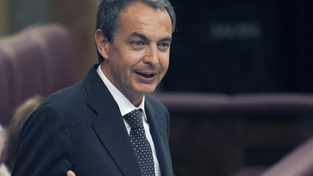 Zapatero ha afrontado su último debate del estado de la nación.