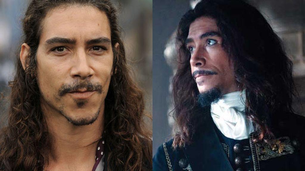 """Óscar Jaenada en """"Piratas del Caribe 4"""""""