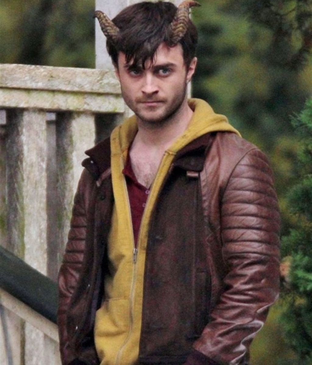 Daniel Radcliffe, cornudo el trailer de 'Horns'