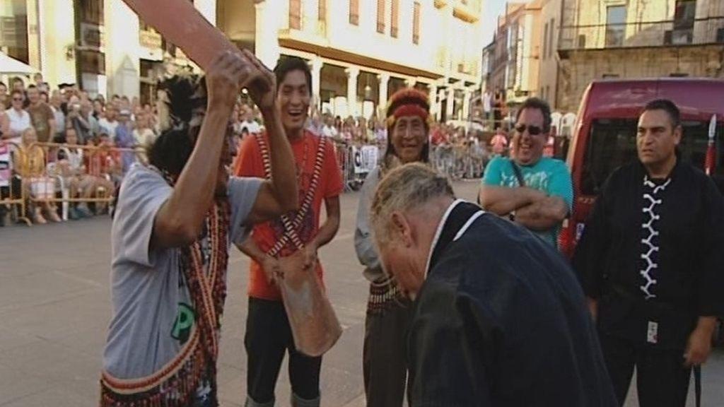 Toros, religión y flamenco en 'Perdidos en la ciudad'