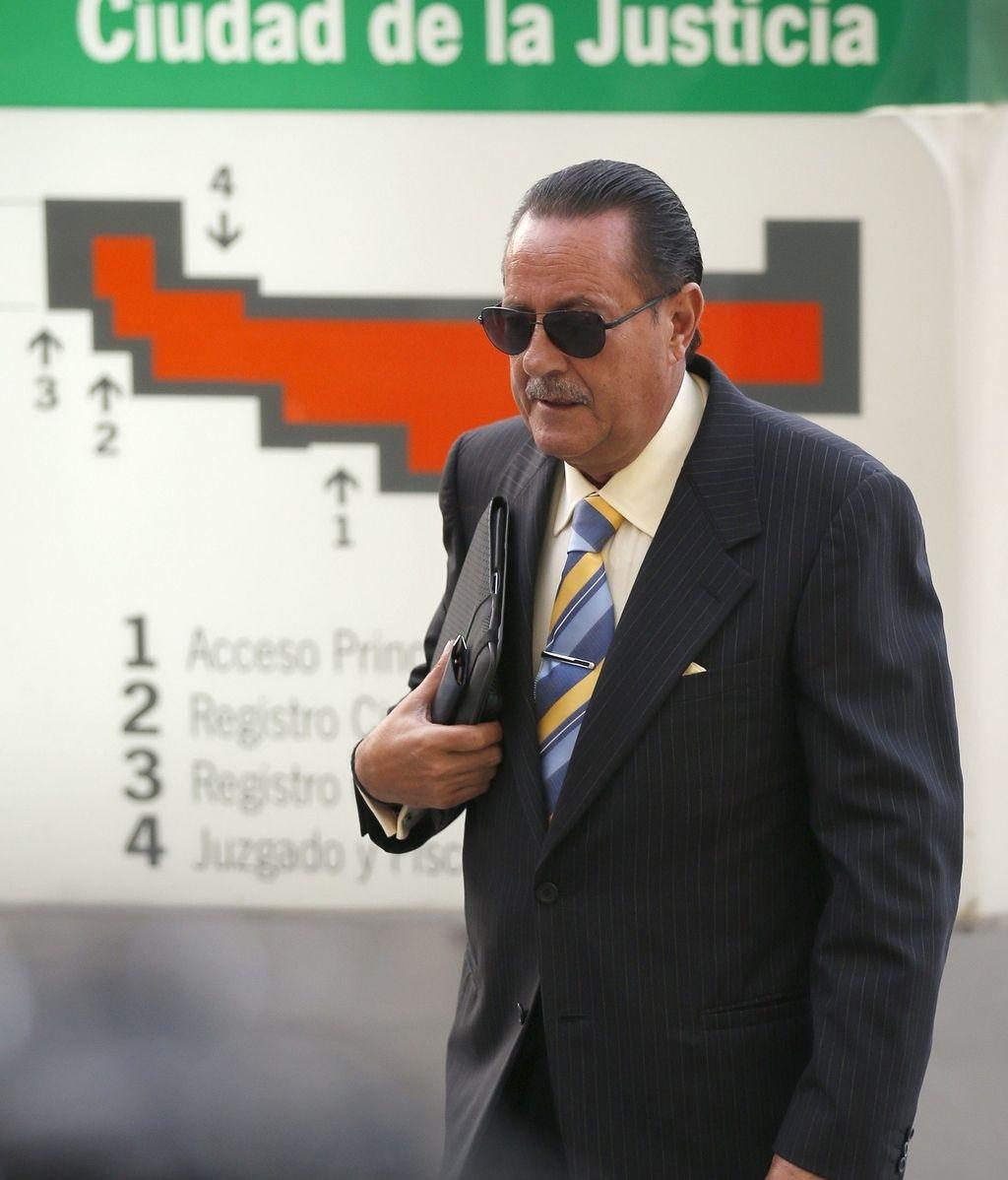 Julián Muñoz acude a los juzgados