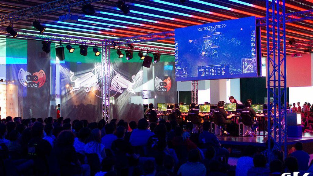 Final Cup 4, LVP, eSports, Estadio Gamer, 1