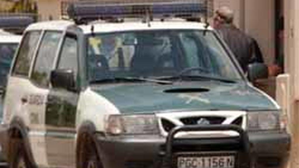 Guardia Civil intercepta droga
