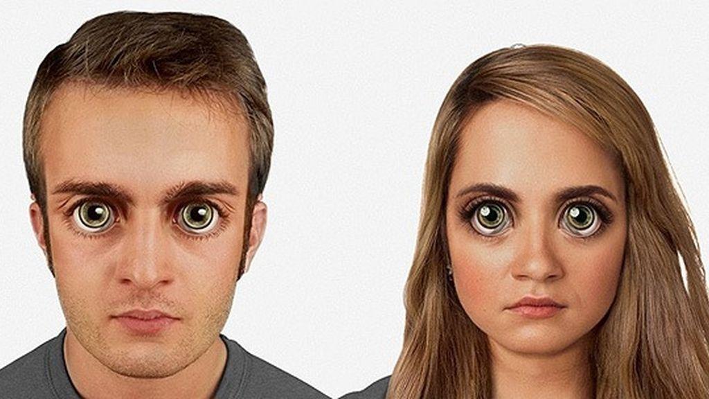 Así es el aspecto que podrían tener los humanos en el futuro