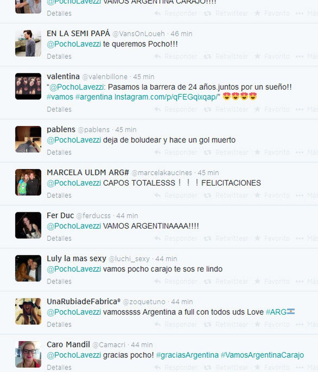 tweets argentina