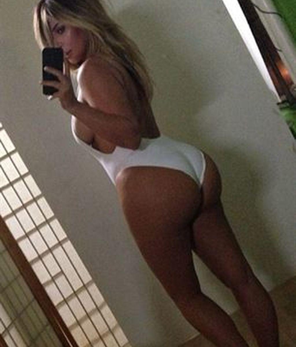 Las curvas de Kim Kardashian