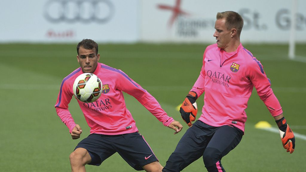 Ter Stegen, FC Barcelona,