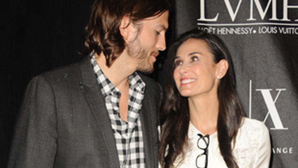 La pareja de actores ha vuelto reunirse