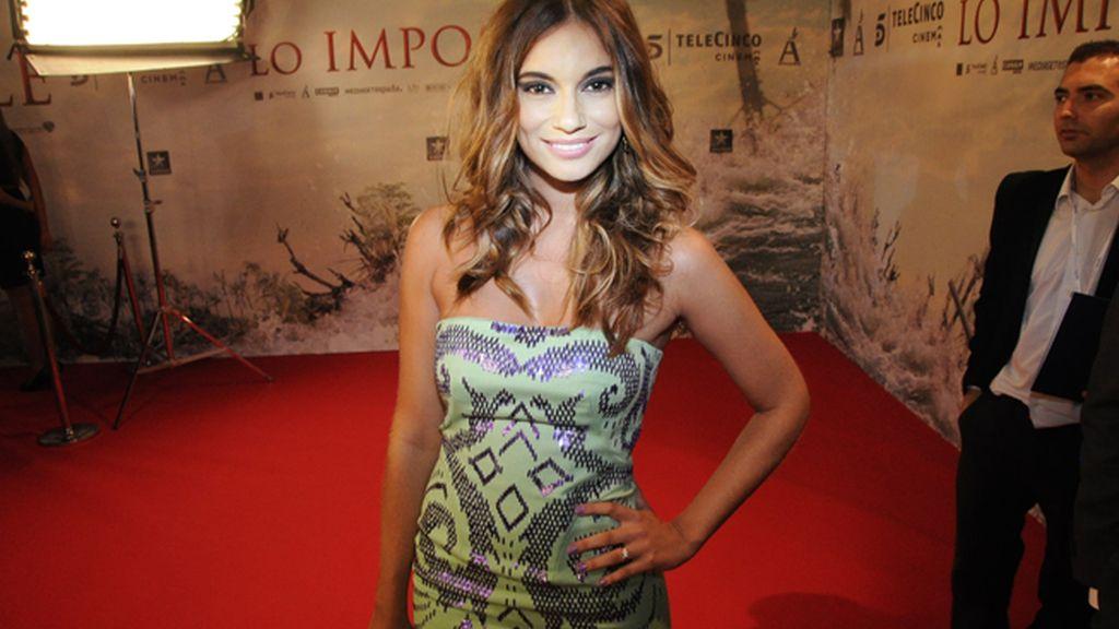 La actriz Norma Ruiz