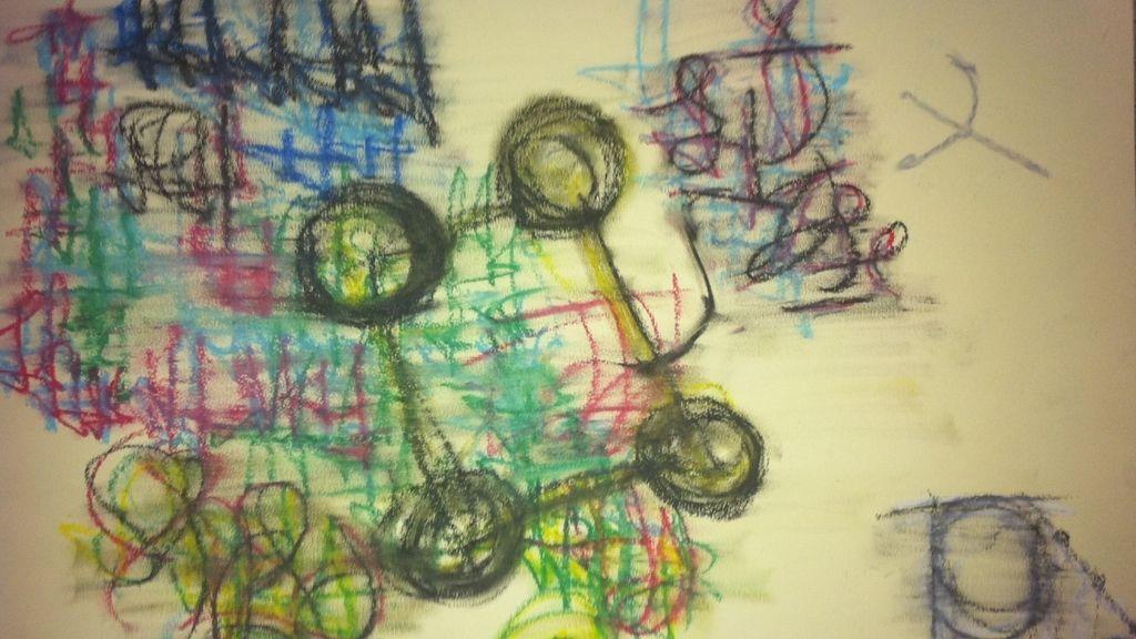 El arte de pintar dormido