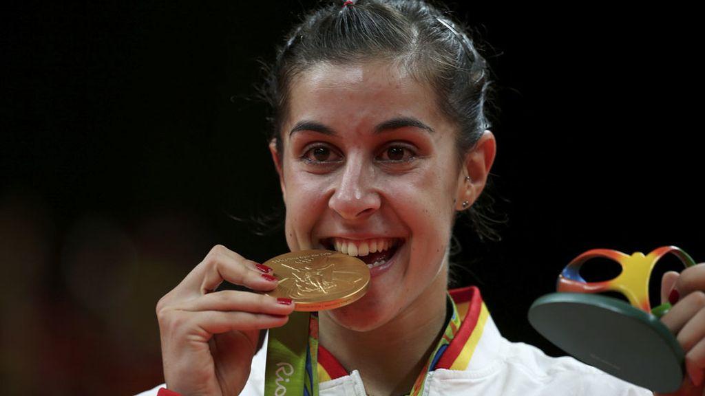 Oro para España: ésta vez en bádminton