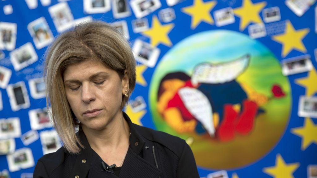 """La tía de Aylan pide a la UE """"un plan conjunto"""" para acoger a refugiados"""