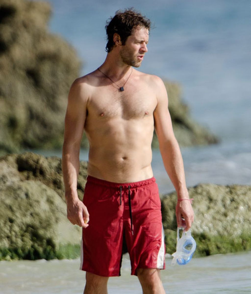 Howard Donald disfruta de Barbados