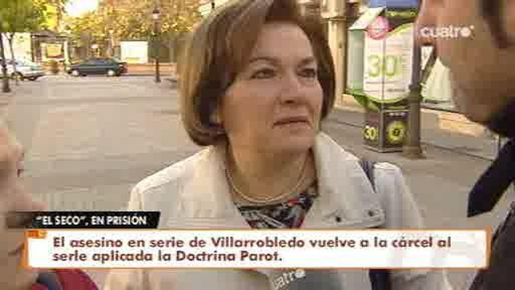 El asesino de Villarrobledo vuelve a la cárcel