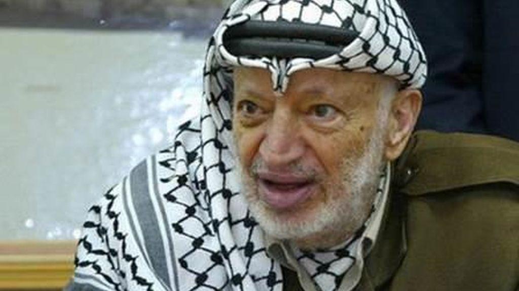Autoridad Palestina,Yasser Arafat