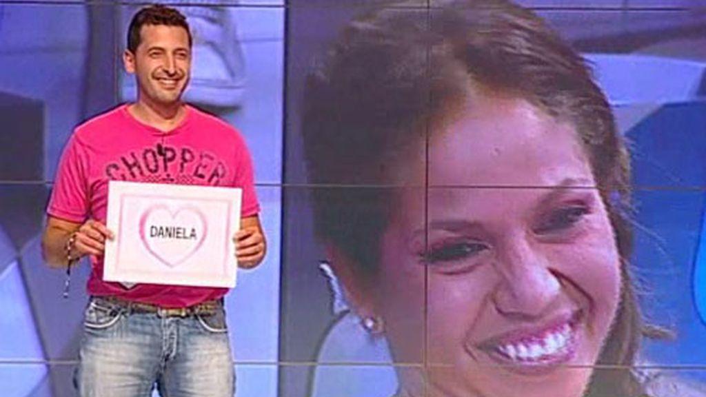 Daniela y Carlos, triunfa el amor