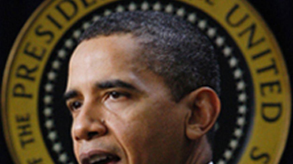 La popularidad de Obama cae por el vertido y la crisis