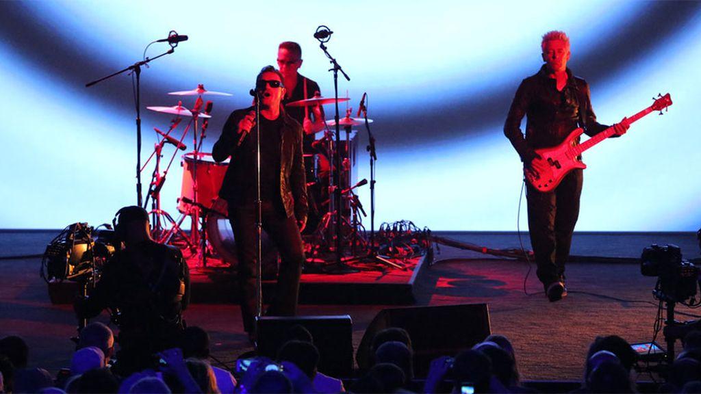 U2 publican su nuevo disco por sorpresa