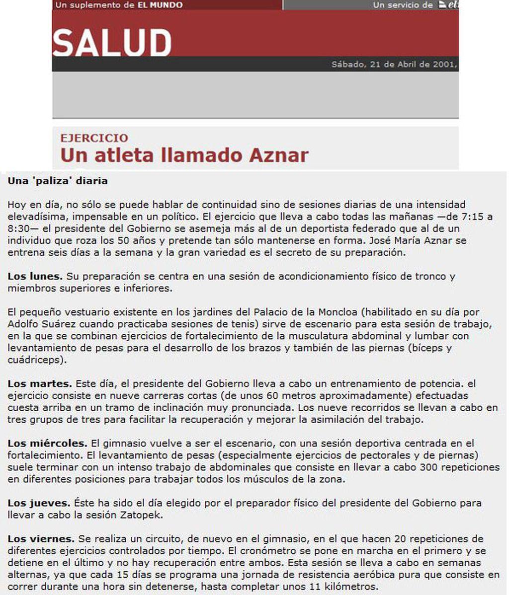 Plan Aznar