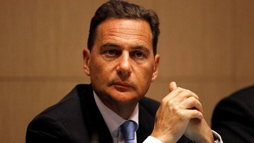 El ministro de Inmigración francés, Eric Besson