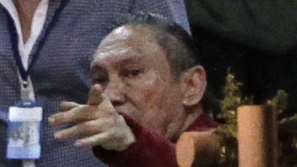 El ex dictador Manuel Antonio Noriega ha ingresado en el centro penitenciario El Renacer, ubicado a 40 kilómetros de Ciudad de Panamá