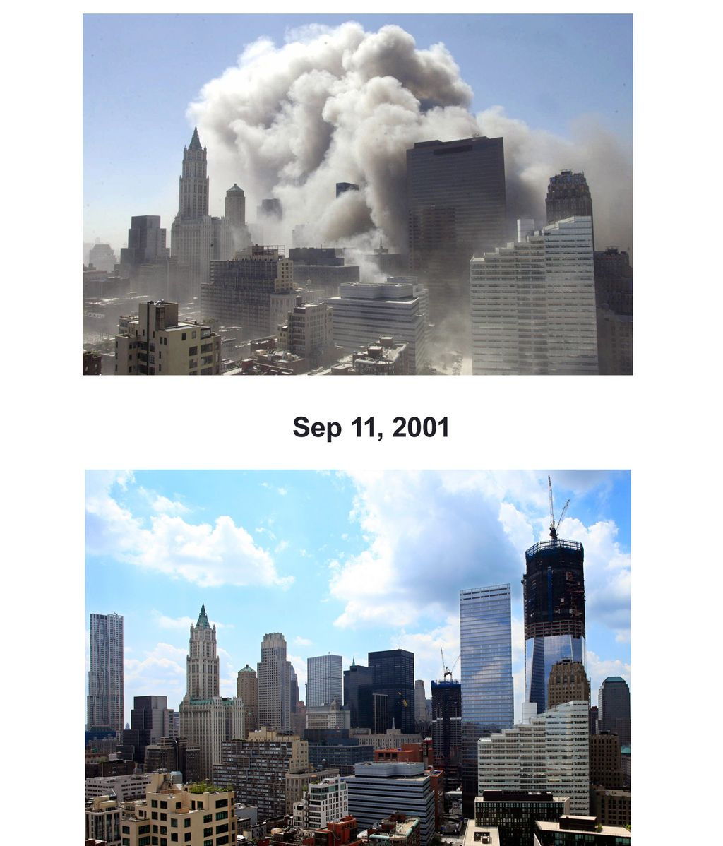 El antes y el después del 11 de septiembre de 2001
