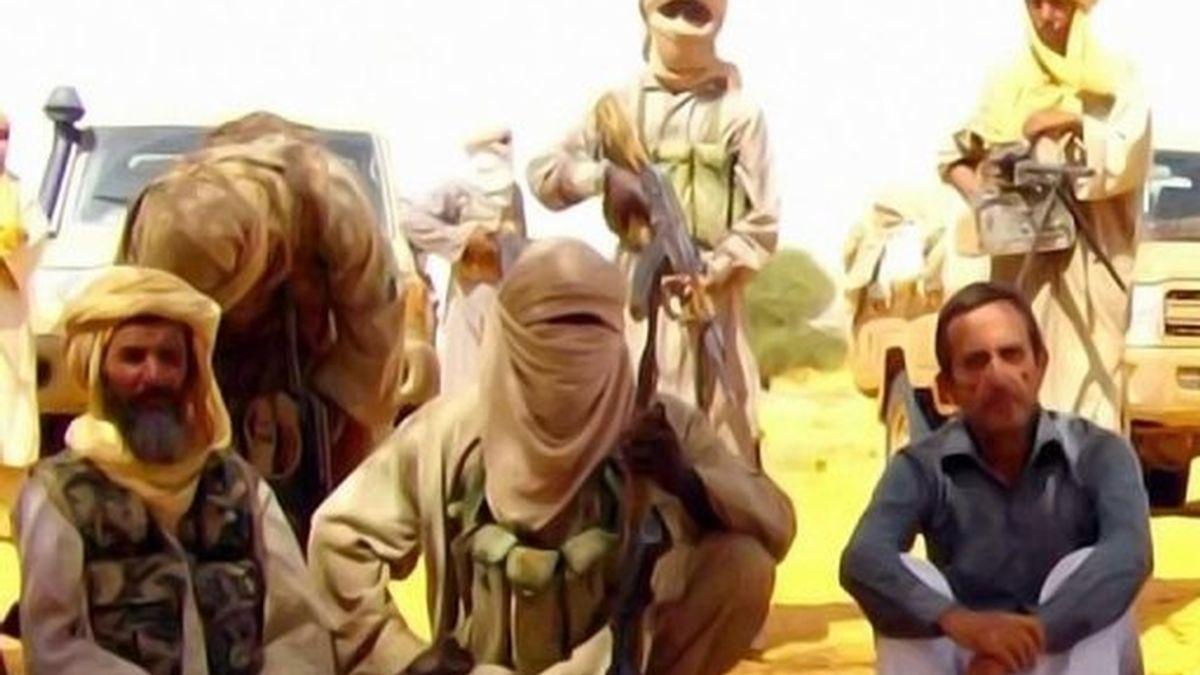 Video secuestro al Qaeda
