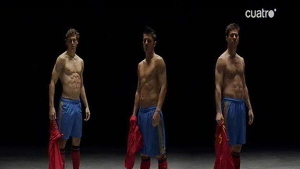 Conoce la nueva camiseta de la selección española