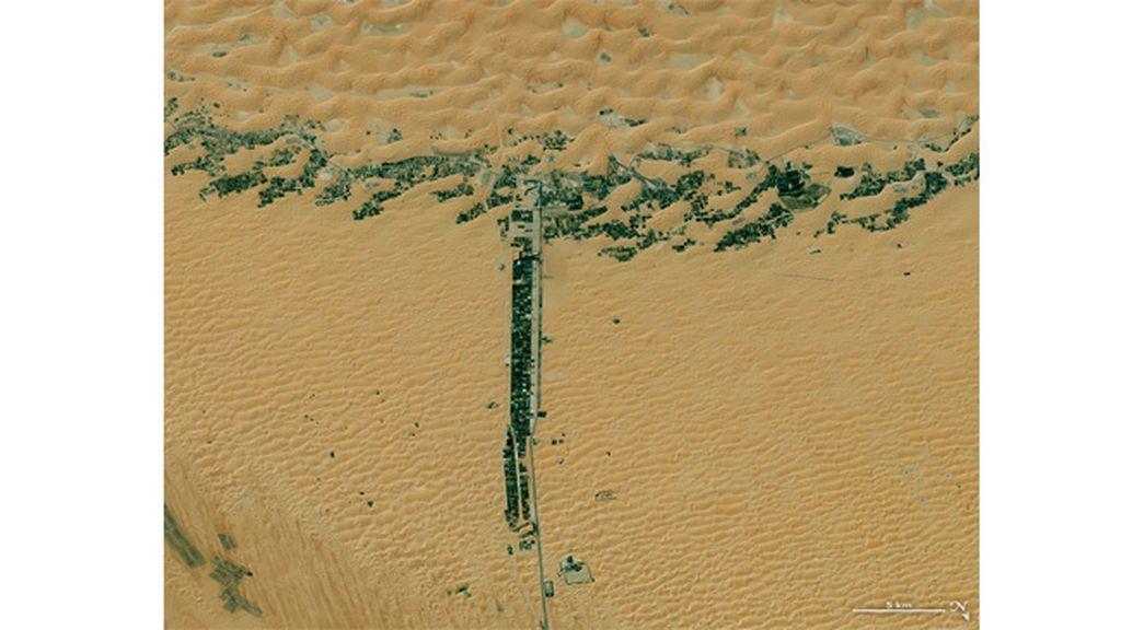 Asombrosas imágenes hechas desde el espacio