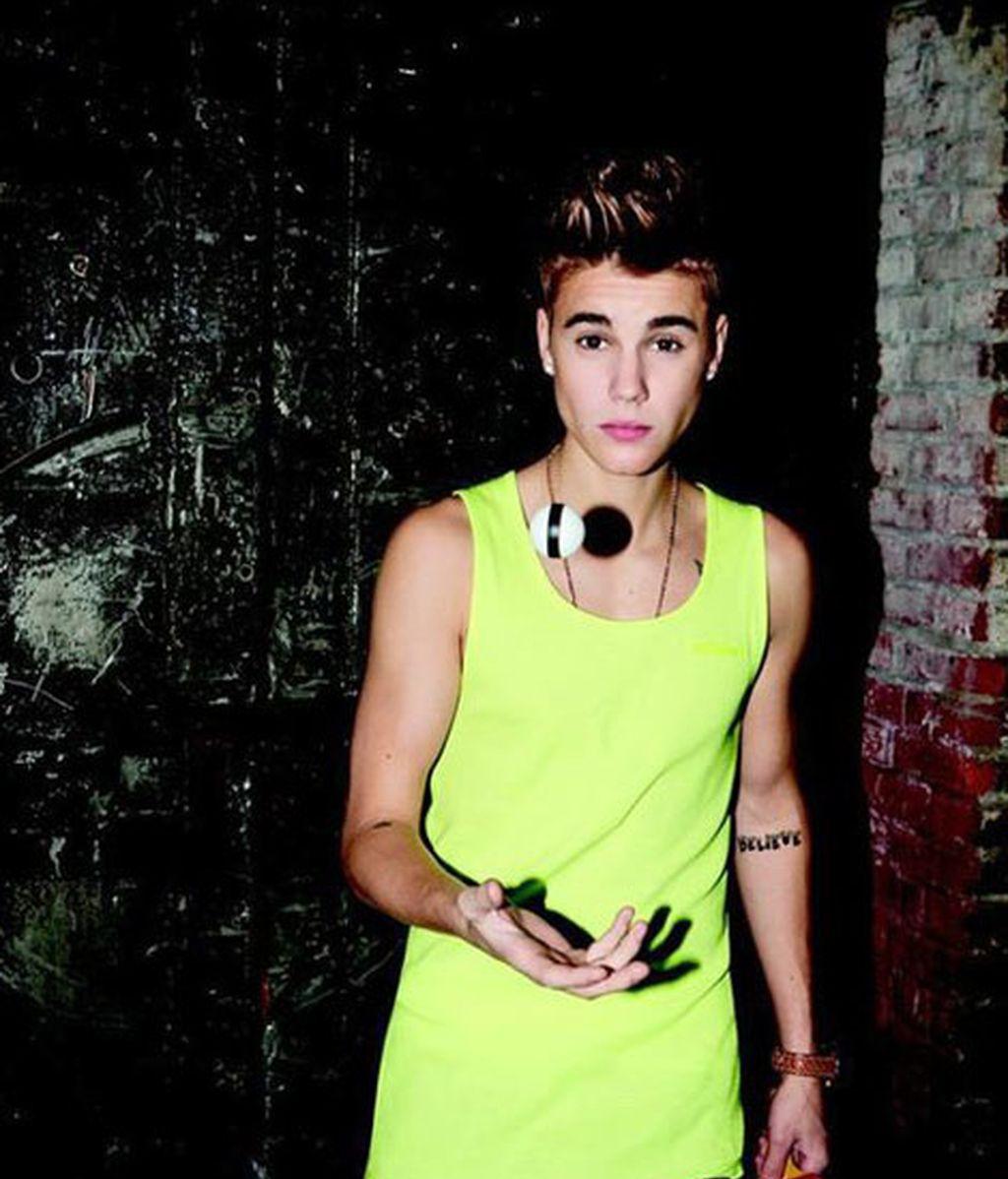 Justin Bieber, pícaro y seductor en la campaña de Adidas