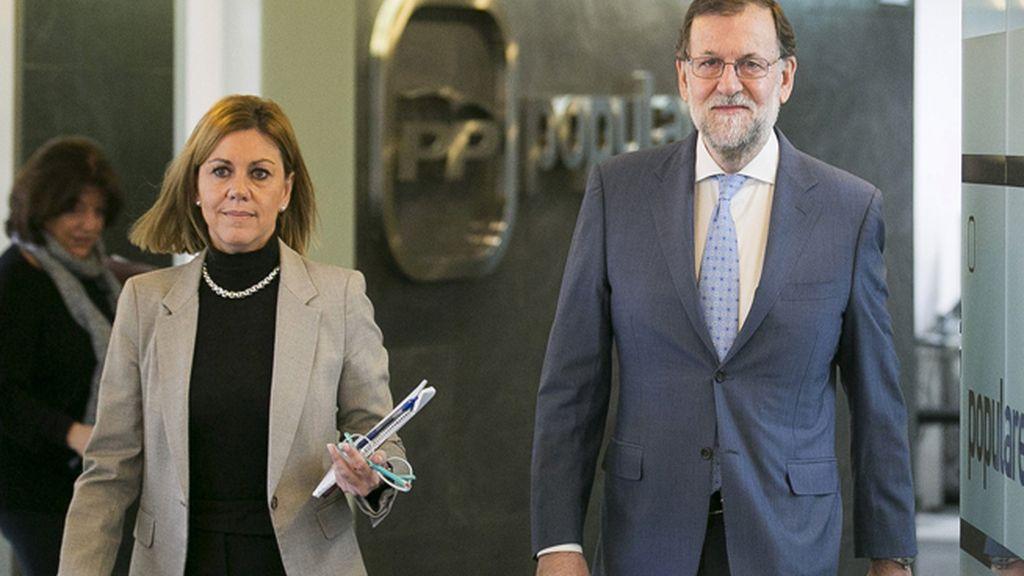 """Rajoy llamará a Sánchez y Rivera de forma inmediata para verlos por """"separado"""""""
