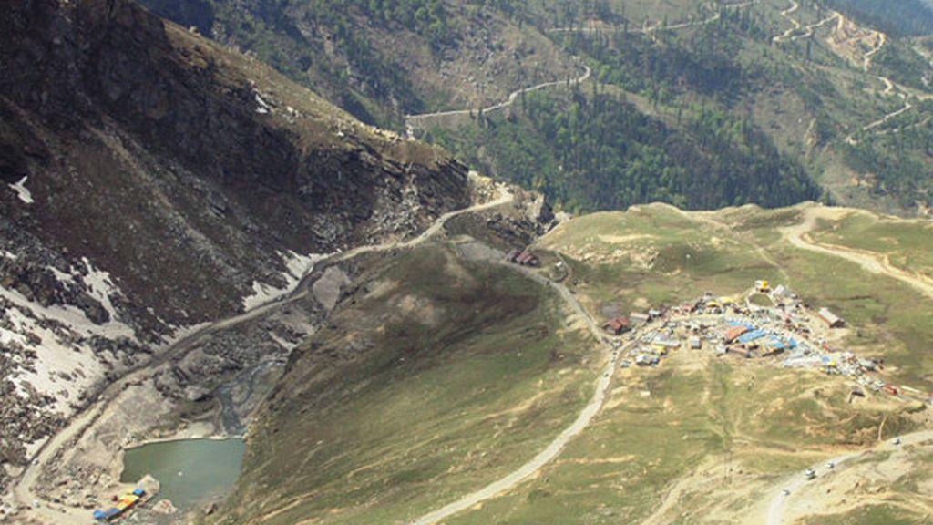 Paso de Rohtang (India)