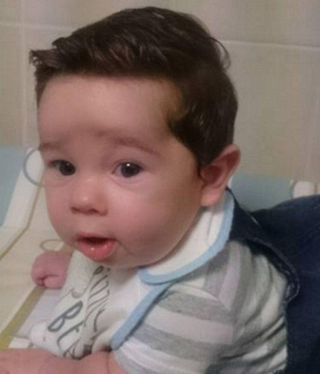Trece bebés que despertarían la envidia de cualquier alopécico