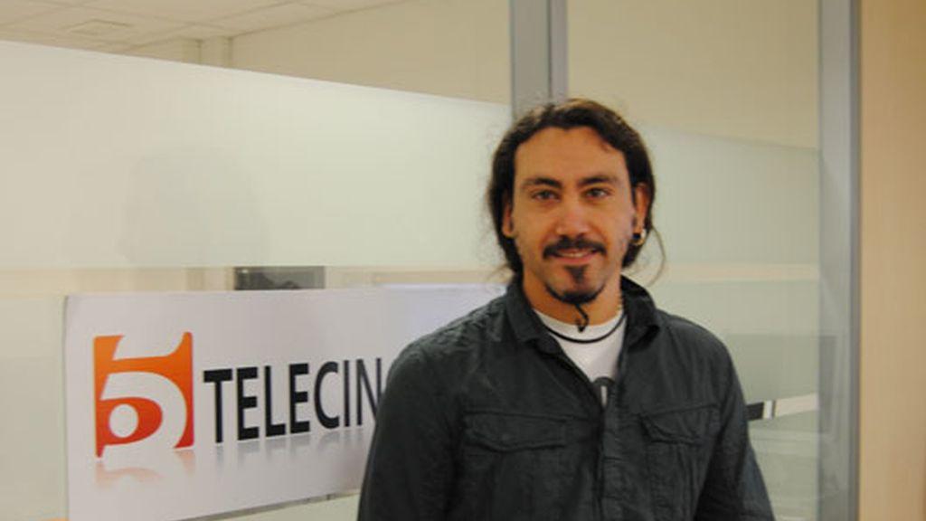 Ángel visita telecinco.es