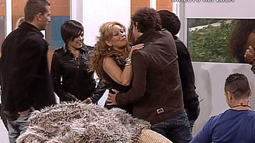 El regreso de Pilarita a Guadalix