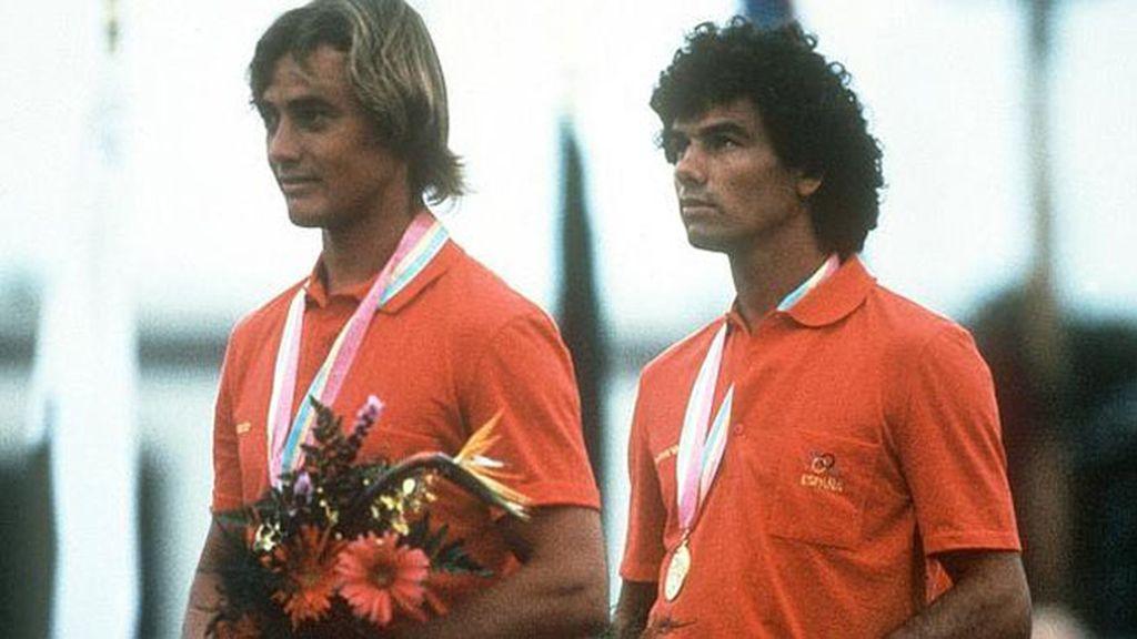 Los Ángeles 1984: Doreste y Molina - Vela