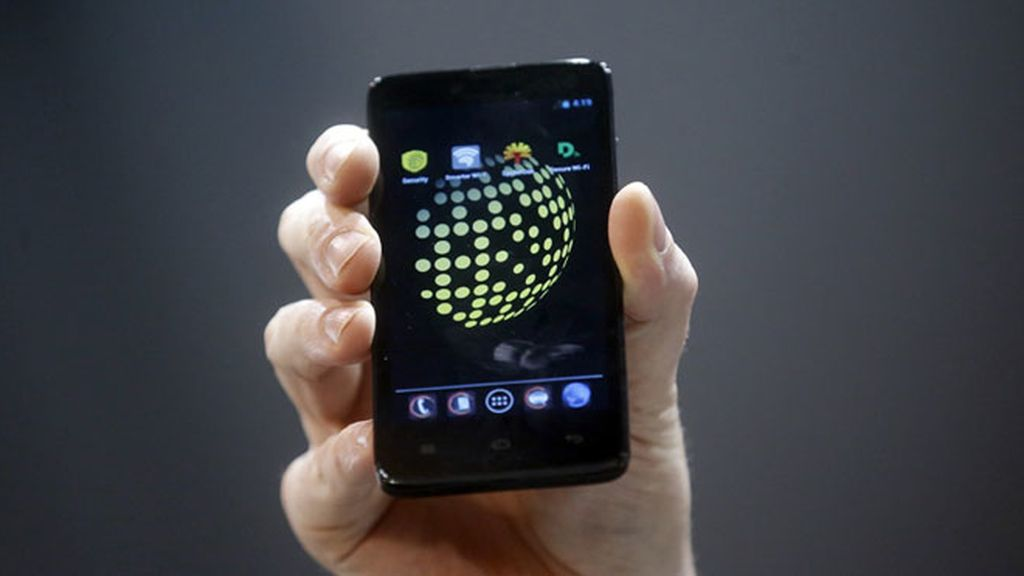 Blackphone, el teléfono antiespía