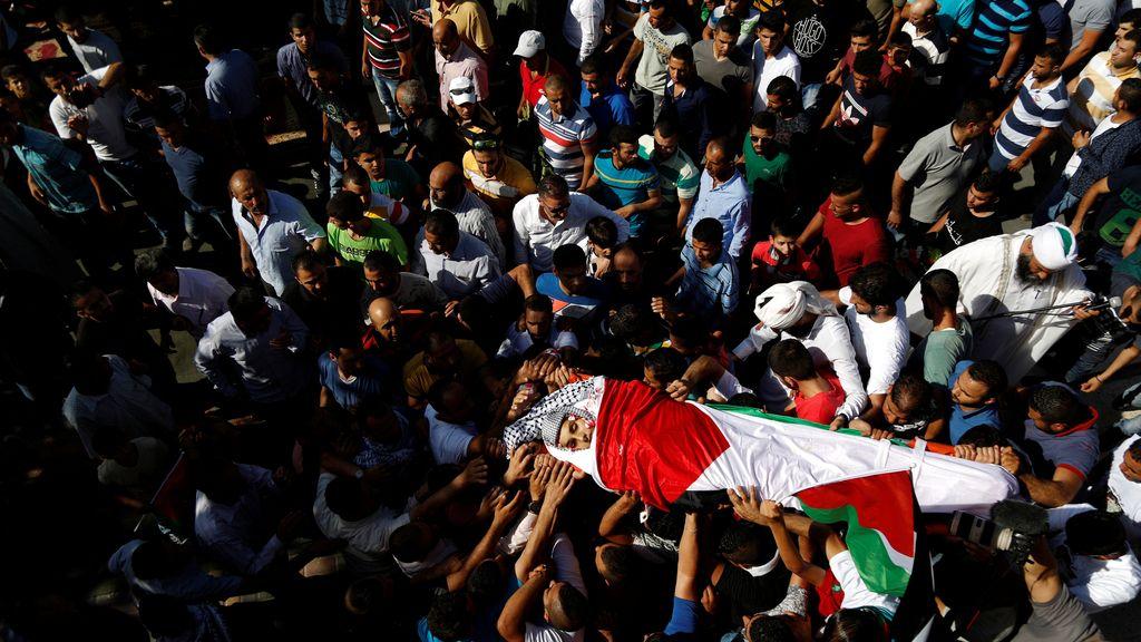El Ejército de Israel reconoce que mataron a un niño palestino por error